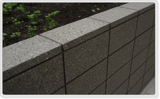 Concrete Block Retaining Walls Solutions For Domestic And