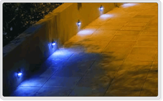 in concrete lighting. retaining wall lighting in concrete h