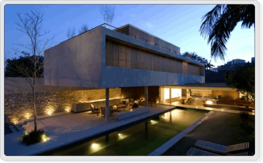 Outdoor Lighting For Concrete Driveways Courtyards Patios
