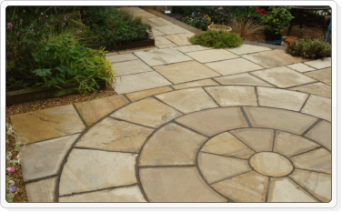 decrotive paving